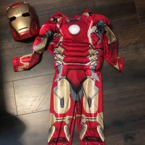 Boys Ironman Costume ❤️